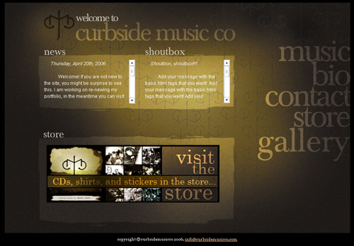 WEB - CurbsideMusic Co